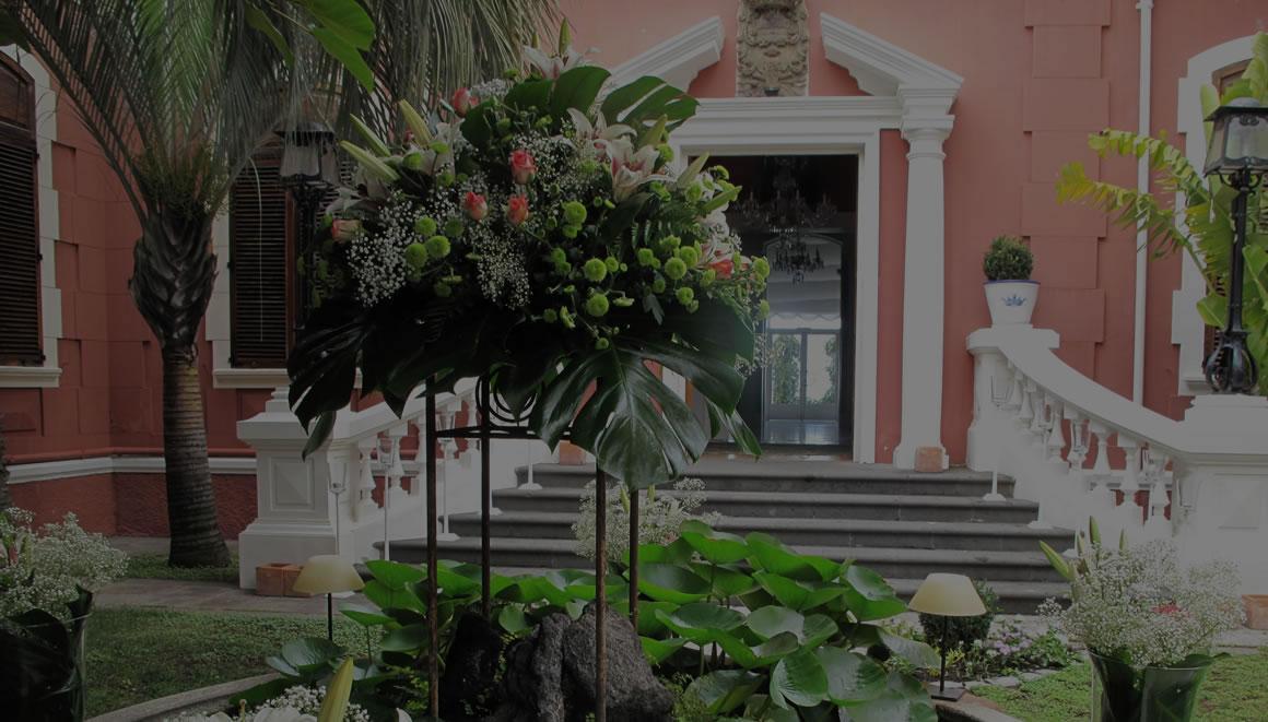 jardines de franchy celebraciones bodas eventos